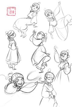 animation character design