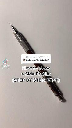 Body Drawing Tutorial, Sketches Tutorial, Art Drawings Sketches Simple, Pencil Art Drawings, Drawing Skills, Drawing Tips, Art Prompts, Digital Art Tutorial, Anatomy Art
