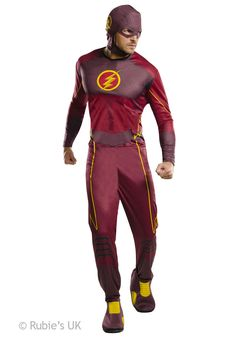 Official Adult TV The Flash Costume | Escapade® UK