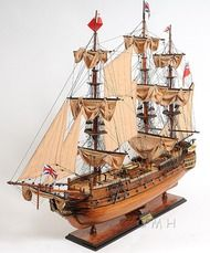HMS Surprise Model Tall Ship Master Commander
