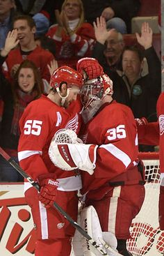 Kronwall and Howard. Two of the best!
