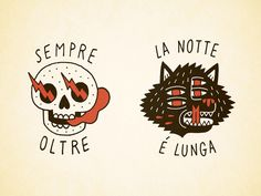 Tattoo flash on Behance