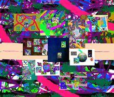 8-8-2016F by Walter Paul Bebirian Digital ~  x