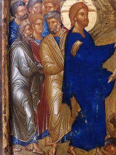 View album on Yandex. Byzantine Icons, Byzantine Art, Life Of Christ, Jesus Christ, Raising Of Lazarus, Russian Icons, Orthodox Icons, Medieval Art, Basel