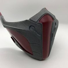 Diy Mask Discover Your place to buy and sell all things handmade Red Hood Mask version 2 Model STL Files Armes Futures, Armas Ninja, Steampunk Mask, Ninja Weapons, Cosplay Armor, Leather Mask, Armor Concept, Suit Of Armor, 3d Prints