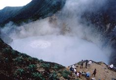 Boiling Lake, Dominica W.I.