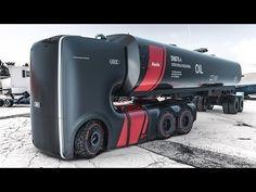 새로운 최고의 미래 기술 ✩ 미래를위한 최고의 발명품 #2 ✩ 미래의 기차 및 미래의 트럭