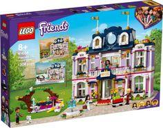 Piano Bar, Gran Hotel, W Hotel, Boutique Lego, Lego Age, Lego Friends Sets, Revolving Door, Lego Gifts, Spa