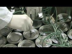 Esterilización de salsa de tomate enlatado (7/15) - YouTube