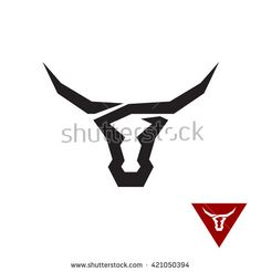 Image result for simple bull tattoo