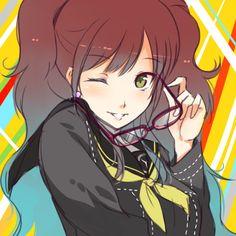 Rise Kujikawa of Persona 4 Digimon, Game Character, Character Design, Rise Kujikawa, Yu Narukami, Shin Megami Tensei Persona, Persona 4, Game Art, Manga Anime