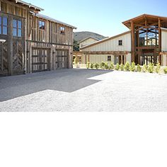 Fabulous barn style by Monterey Bay | In the landscape | Sunset.com