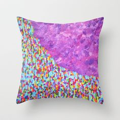 Smooth Move Throw Pillow by Erin Jordan - $20.00