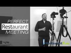 Perfect Restaurant Meeting - The Restaurant Boss