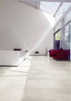 Mito is a stunning new concrete-effect porcelain tile from our Italian Collection of porcelain tiles. Wet Room Flooring, Living Room Flooring, Tile Flooring, Interior Exterior, Luxury Interior, Tile Suppliers, Tile Stores, Black Tiles, Concrete Tiles