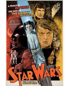 Star Wars Galaxy 4 Lost Galaxy Chase Card #2 Myth Behind The Man