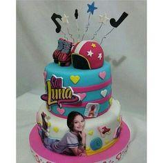 Torta de soy Luna