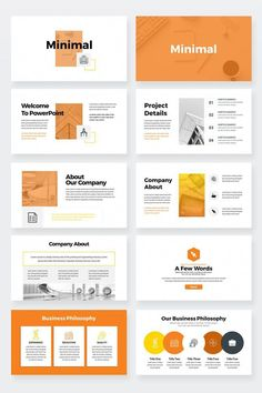 Minimal Clean PowerPoint Presentation Template Minimal Clean PowerPoint Presentation Template You are in the right place about Web Design elements Here we offer you the most beautiful pict Ppt Design, Clean Web Design, Powerpoint Design Templates, Layout Design, Design Logo, Design Poster, Slide Design, Professional Powerpoint Templates, Website Designs