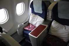 Review: China Eastern Business A330 Tokyo - Shanghai - http://youhavebeenupgraded.boardingarea.com/2015/05/review-china-eastern-business-a330-tokyo-shanghai/