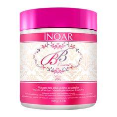 Inoar BB Cream Máscara 500ml - Nikkey Cosméticos