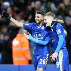 It was fun while it lasted. Riyad Mahrez expresses he wants to leave Leicester City.   #leicestercity #epl #bpl #premierleague #lcfc #vardy #mahrez