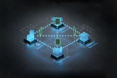 Simulation of the blockchain to issue the bond.