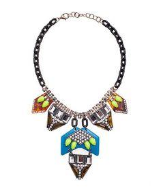 Geometric Deco Necklace
