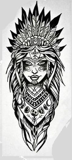 Tiger Hand Tattoo, Skull Girl Tattoo, P Tattoo, Skull Tattoos, Mini Tattoos, Body Art Tattoos, Tattoo Girls, Tatoos, Sketch Tattoo Design