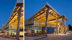 Nordic Structures | nordic.ca | Bois d'ingénierie | Projets | Réalisations | Scarborough Civic Centre Branch