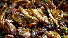 Korean Side Dishes, Korean Food, Chicken Wings, Bacon, Pork, Beef, Cooking, Breakfast, Recipes
