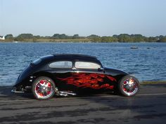 VW Hot Rod.