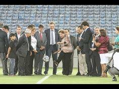 Dilma Rousseff, e um 'SHOW de GAFES' na Arena das Dunas Em Natal