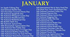 Which Weird National Day Falls On Your Birthday Weird National Holidays, Wacky Holidays, Weird Holidays, National Days, National Holiday Calendar, Princess Drinks, Monthly Celebration, Drink Wine Day, Love Your Pet Day