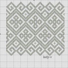 Cross Stitch Geometric, Thread Art, Darning, Bargello, Brick Stitch, Blackwork, Mittens, Embroidery Patterns, Mosaic