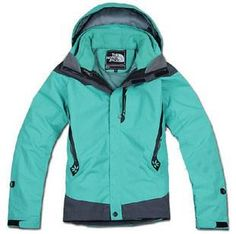 North Face Womens Closer Triclimate Jacket Sea Blue
