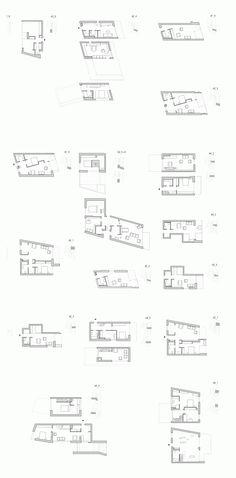 Dogarilor Apartment Building / ADN Birou de Arhitectura