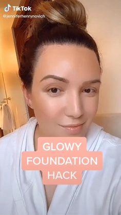 Flawless Face Makeup, Contour Makeup, Eyebrow Makeup, Skin Makeup, Makeup Videos, Makeup Tips, Beauty Makeup, Cakey Makeup, Makeup Looks Tutorial