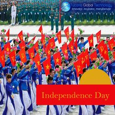 Happy #IndependenceDay in #Vietnam