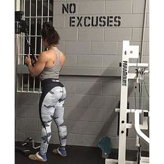 No excuses (even if you're wearing slippers ). @natashaughey_ featured in the @doyouevenwomen's arctic camo stealth series leggings ✔️ TAG a friend that needs these! . Grab yours now from www.doyoueven.com/shop  purchase 2 or more pairs of leggings and we'll ship your order, worldwide, for FREE ✔️