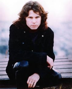 Jim morrison the lizard king!!!