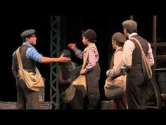 """THE WAIT IS OVER!  They delivered the papers, until they made the headlines...Direct from Broadway comes NEWSIES, the smash-hit, crowd-pleasing new musical from Disney. Winner of the 2012 Tony Awards® for Best Score and Best Choreography, NEWSIES has audiences and critics alike calling it """"A MUSICAL WORTH SINGING ABOUT!"""" (The New York Times) Filled with one heart-pounding number after another, it's a high-energy explosion of song and dance you just don't want to miss."""