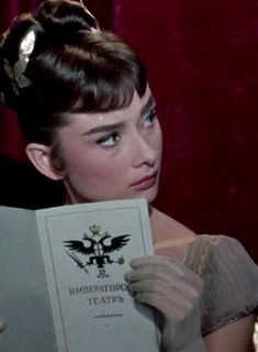 """longtallsallyd: """"Audrey Hepburn in War and Peace """" Aubrey Hepburn, Audrey Hepburn Photos, Audrey Hepburn Style, Golden Age Of Hollywood, Old Hollywood, Fair Lady, Cinema, British Actresses, Breakfast At Tiffanys"""