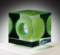 Optical Float Paintings by Wilfried Grootens   Inspiration Grid   Design Inspiration