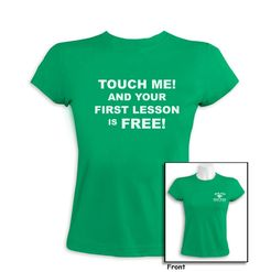 Krav Maga-Your First Lesson is Free Women T-Shirt