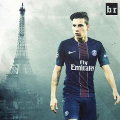 Julian Draxler is the new player of PSG
