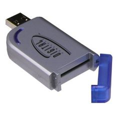 Digital Concepts USB 2.0 SD/MMC Flash Memory Card Reader/Writer (Personal Computers)