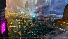 Cyberpunk Cities