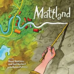 Mattland by Hazel Hutchins and Gail Herbert, illustrated by Dusan Petricic (E HUT) Wordless Picture Books, Children's Picture Books, Writing Mini Lessons, Kids Writing, Writing Ideas, The Most Magnificent Thing, Family Tree Art, Book Images, Stories For Kids