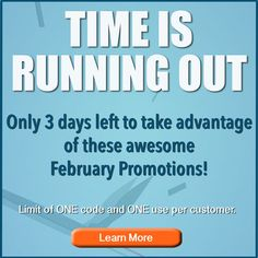 HEY! YOU ARE RUNNING OUT OF TIME... #CompleteSpeech #promotions #runningoutoftime #smartpalate #slp #slp2b #youhavetohaveit