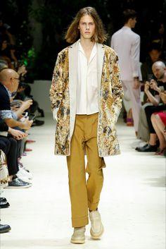 Salvatore Ferragamo - Look 8 Camicia